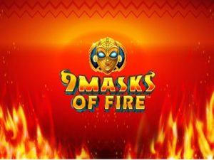 9 mask of fire van Gameburger studios